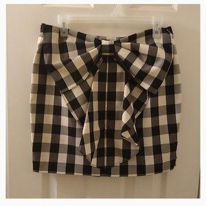 Cute Backside Bow Skirt *pls read*